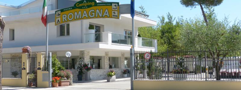 Campeggio Romagna